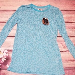 3 Ariat Sheer Long Sleeve Animal Print Shirts